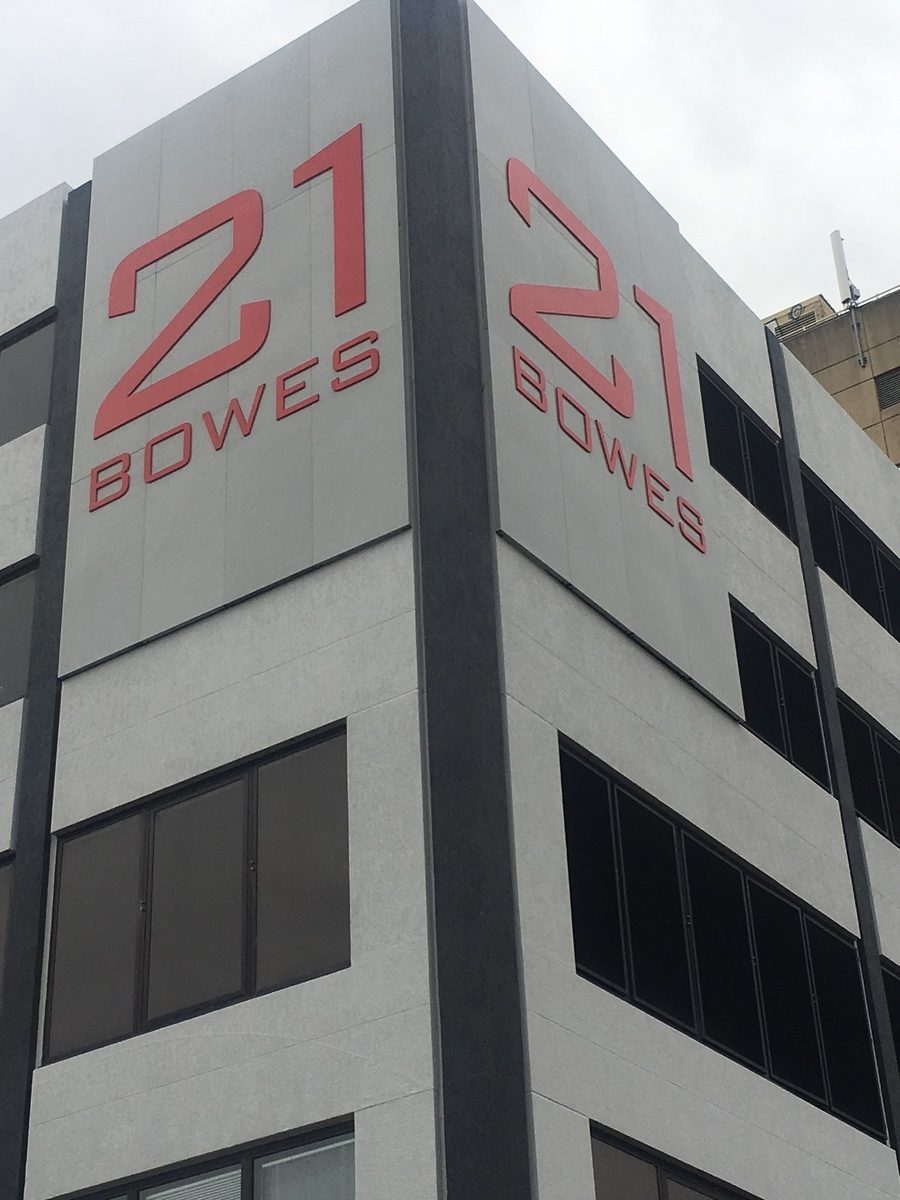 21 Bowes Commercial Office Fitout