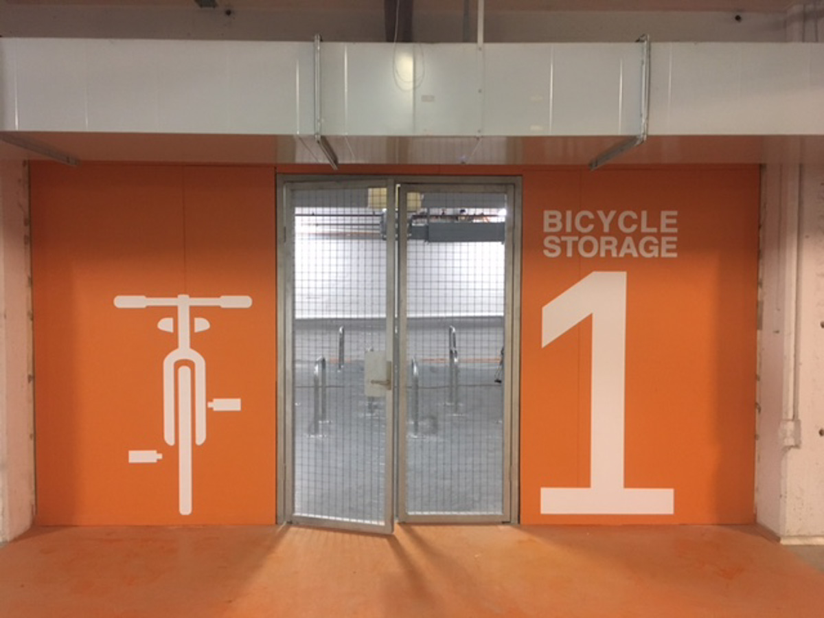 Custom Directional signage solutions