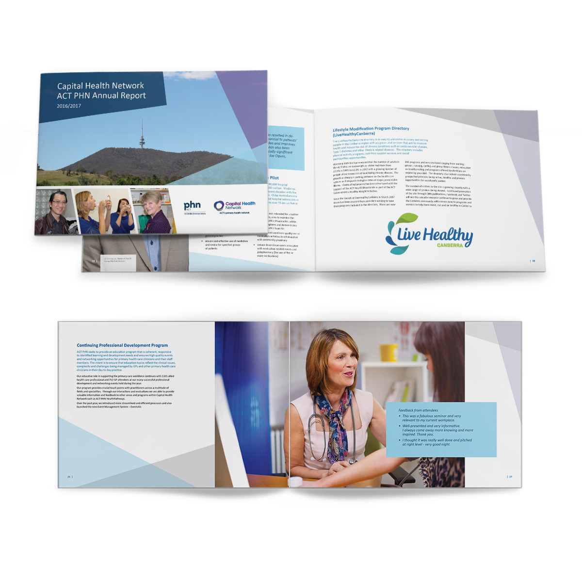 Capital Health Network Annual Report