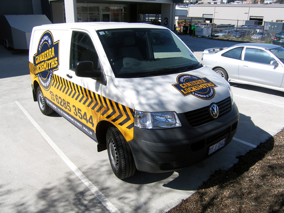 Vehicle Branding Canberra