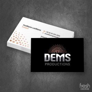 Milltech Business Cards Canberra