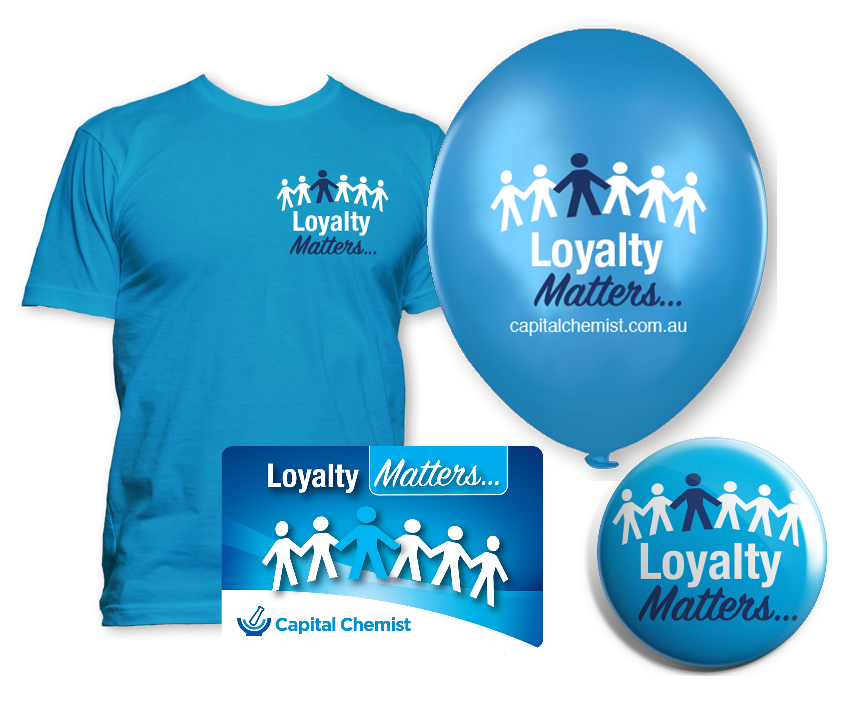 loyalty matters branding canberra