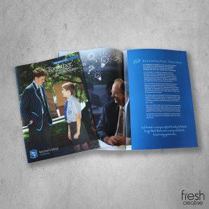 Marist College Canberra Prospectus Publication