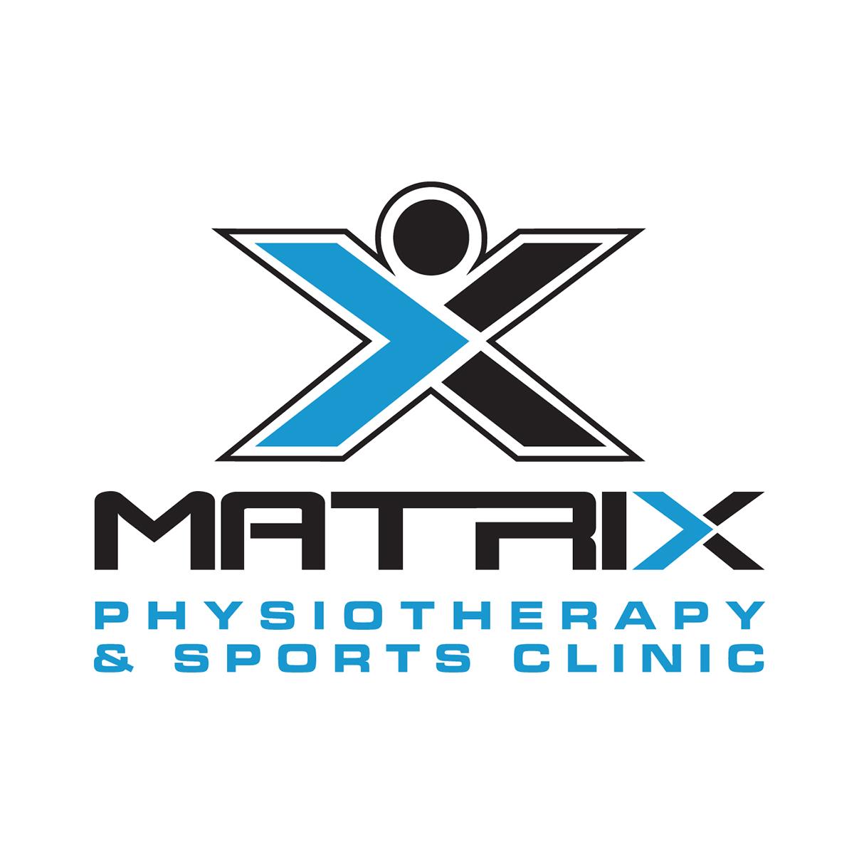 Matrix Physiotherapy Logo Designer Canberra
