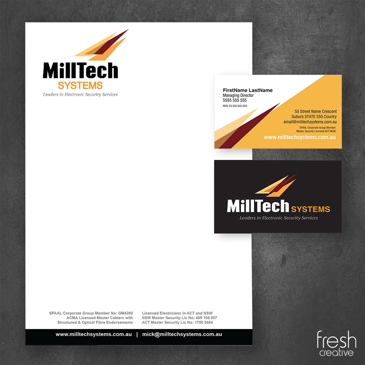 MillTech Custom Stationery Canberra