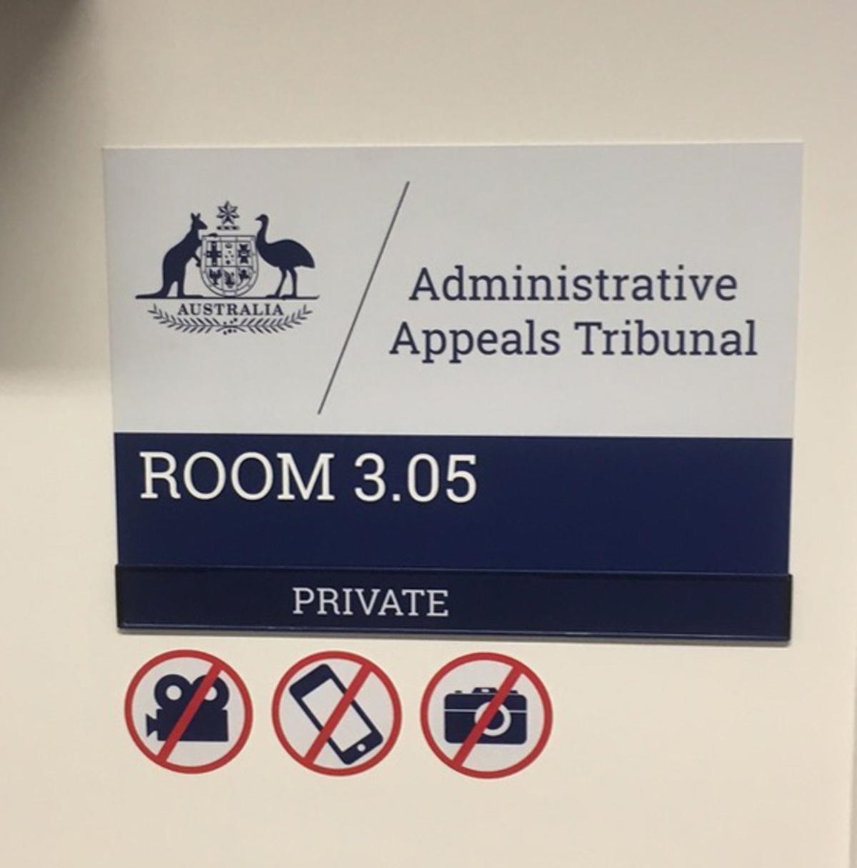Panel Signage Canberra