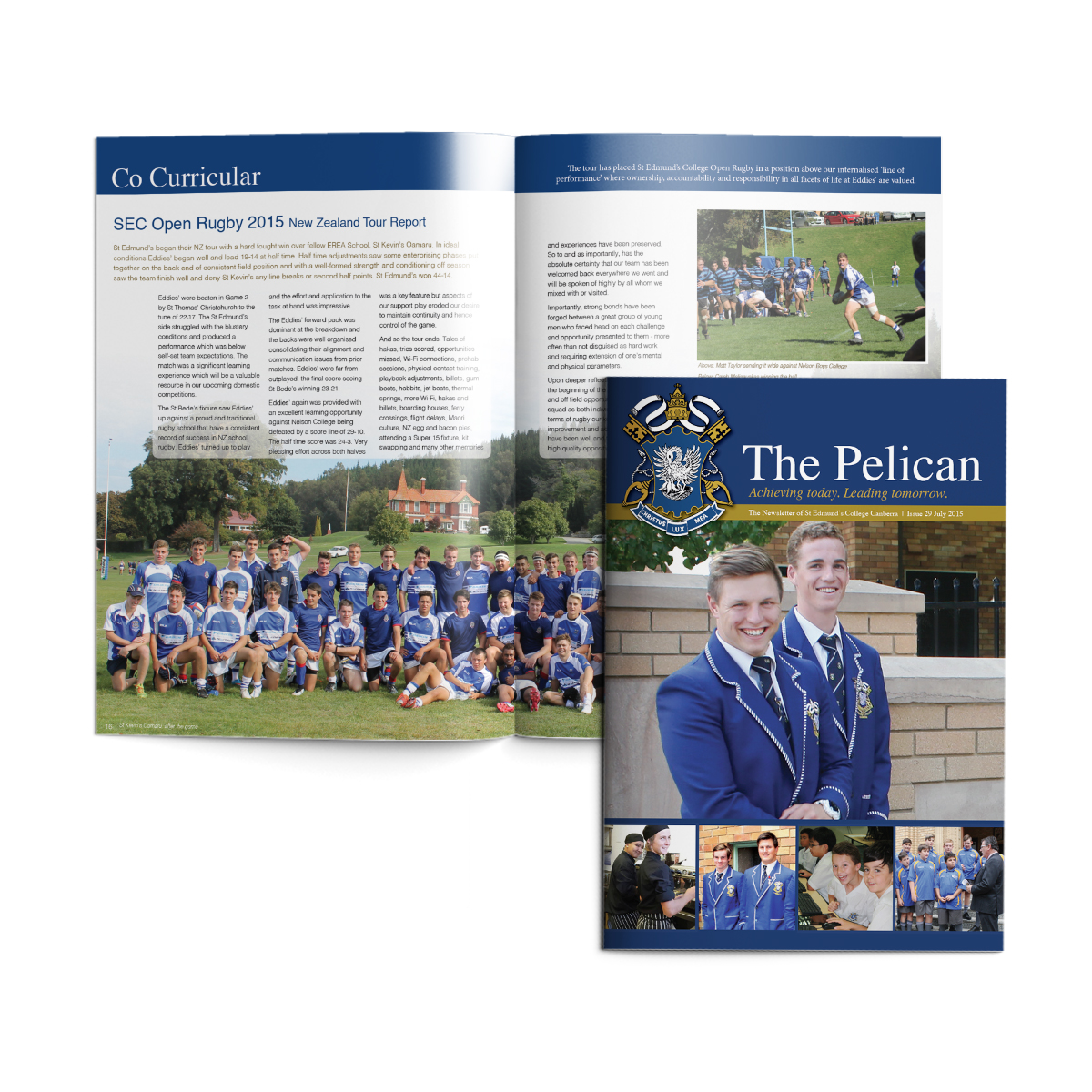 canberra news magazine publication