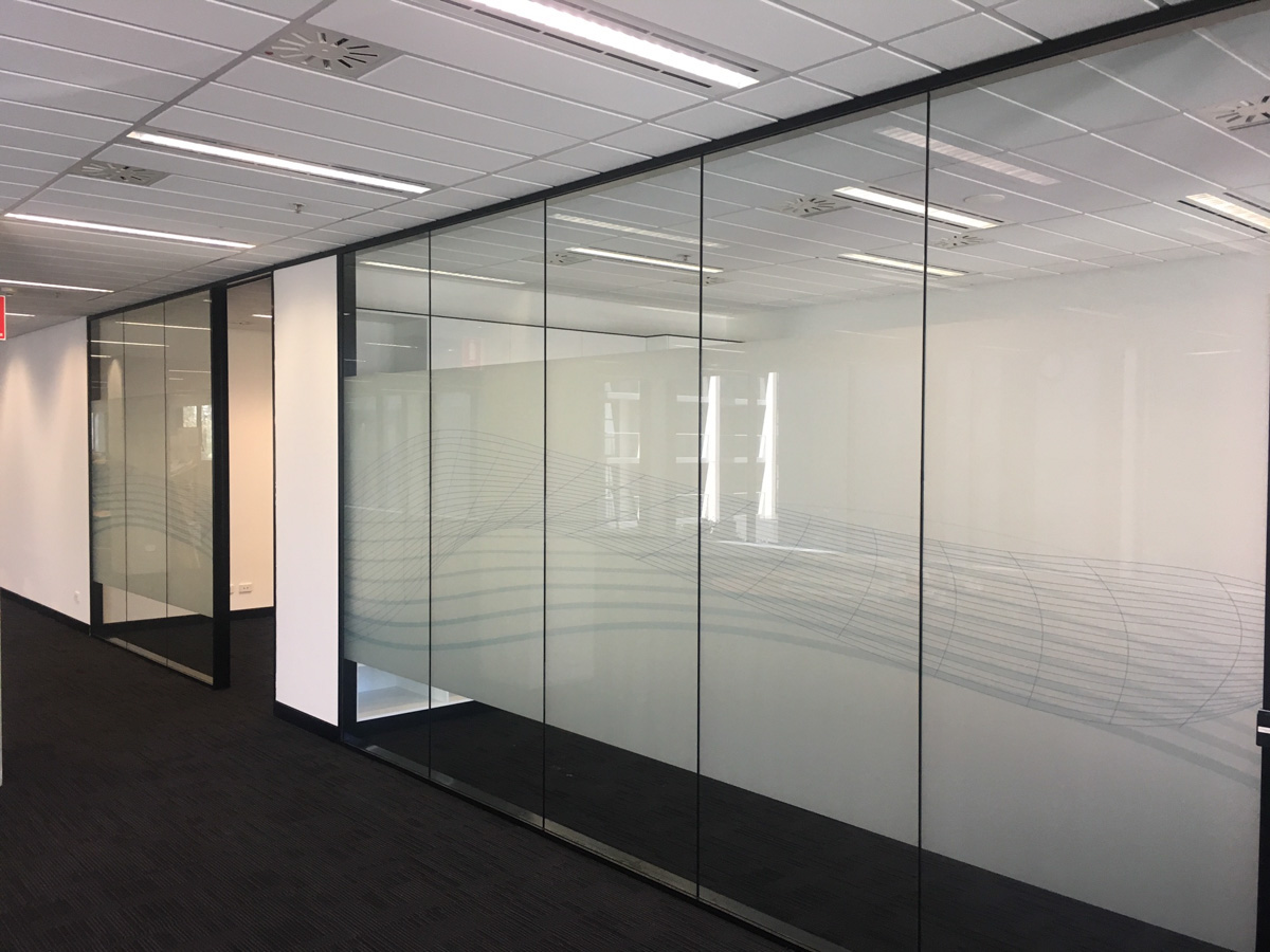 Privacy Frosting Screens Canberra