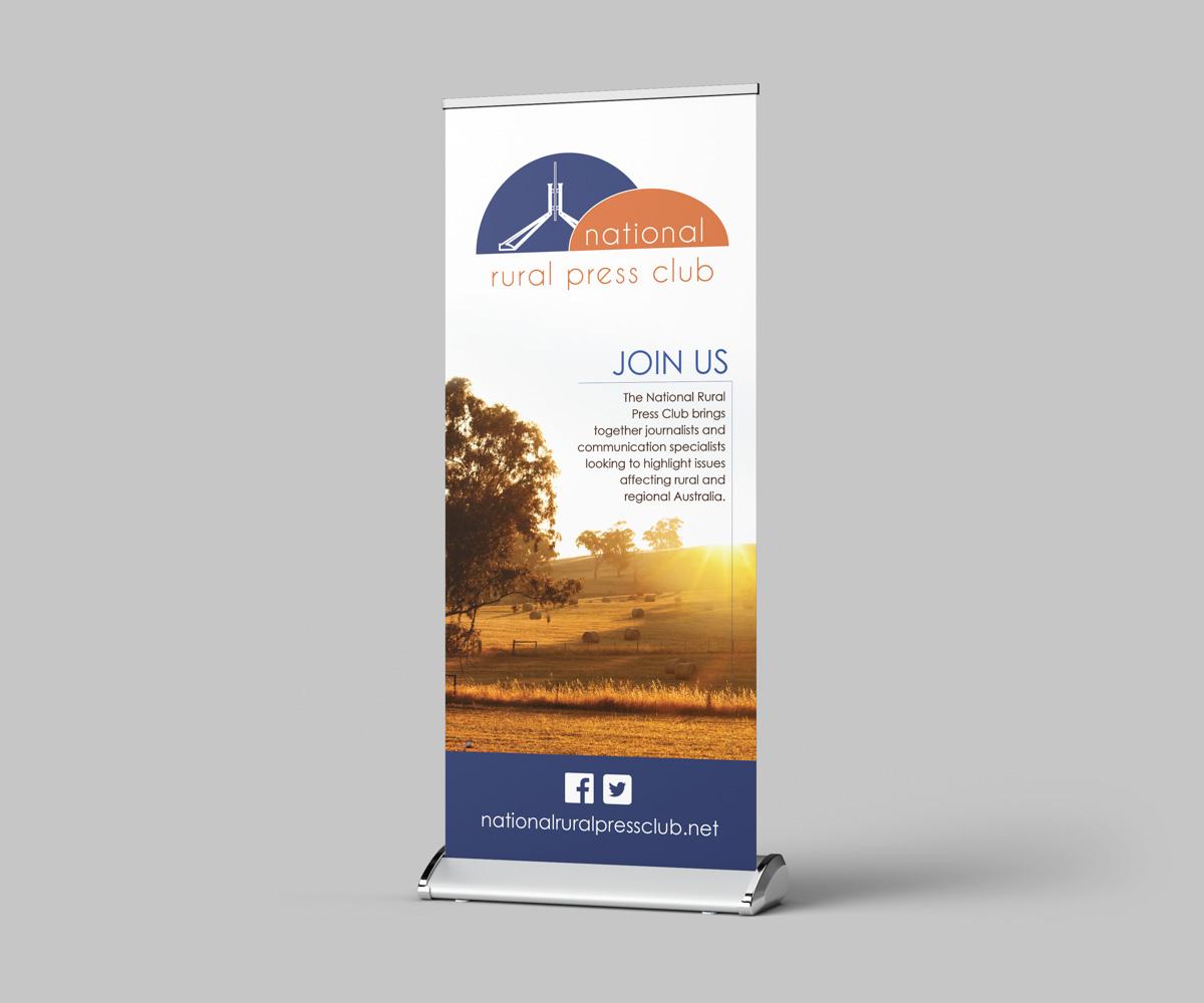 brand design banner canberra