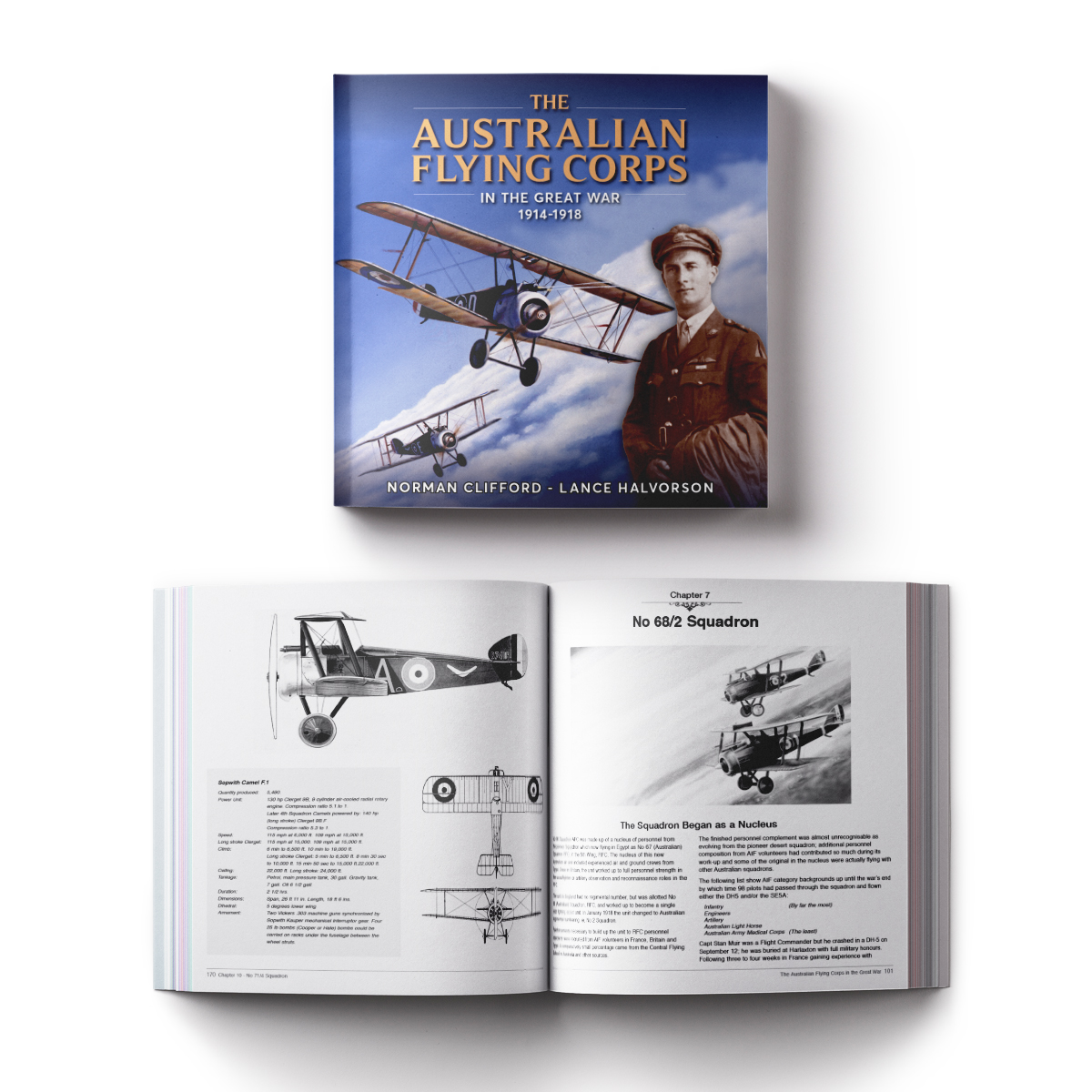 canberra published book layout design