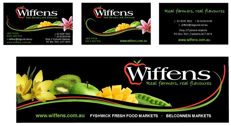 Wiffens Brand Design