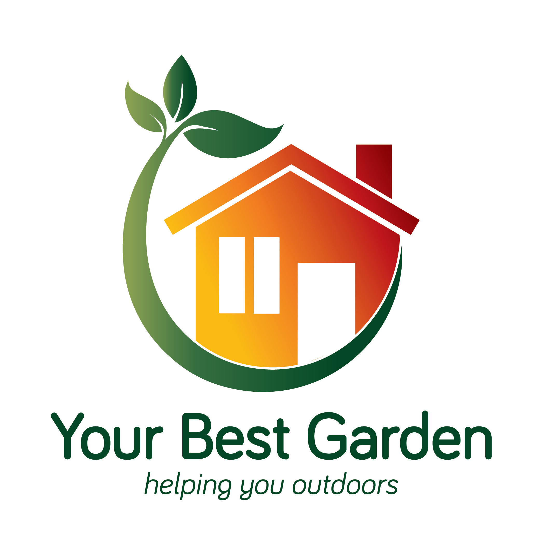 Your Best Garden Logo 2020