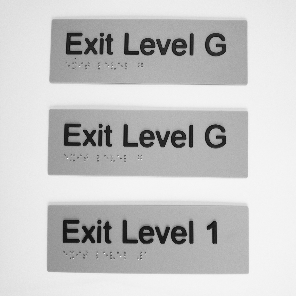 Building Level Signage Canberra