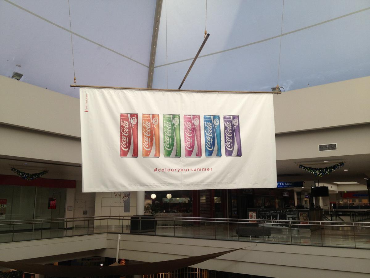 Canberra Banner Print