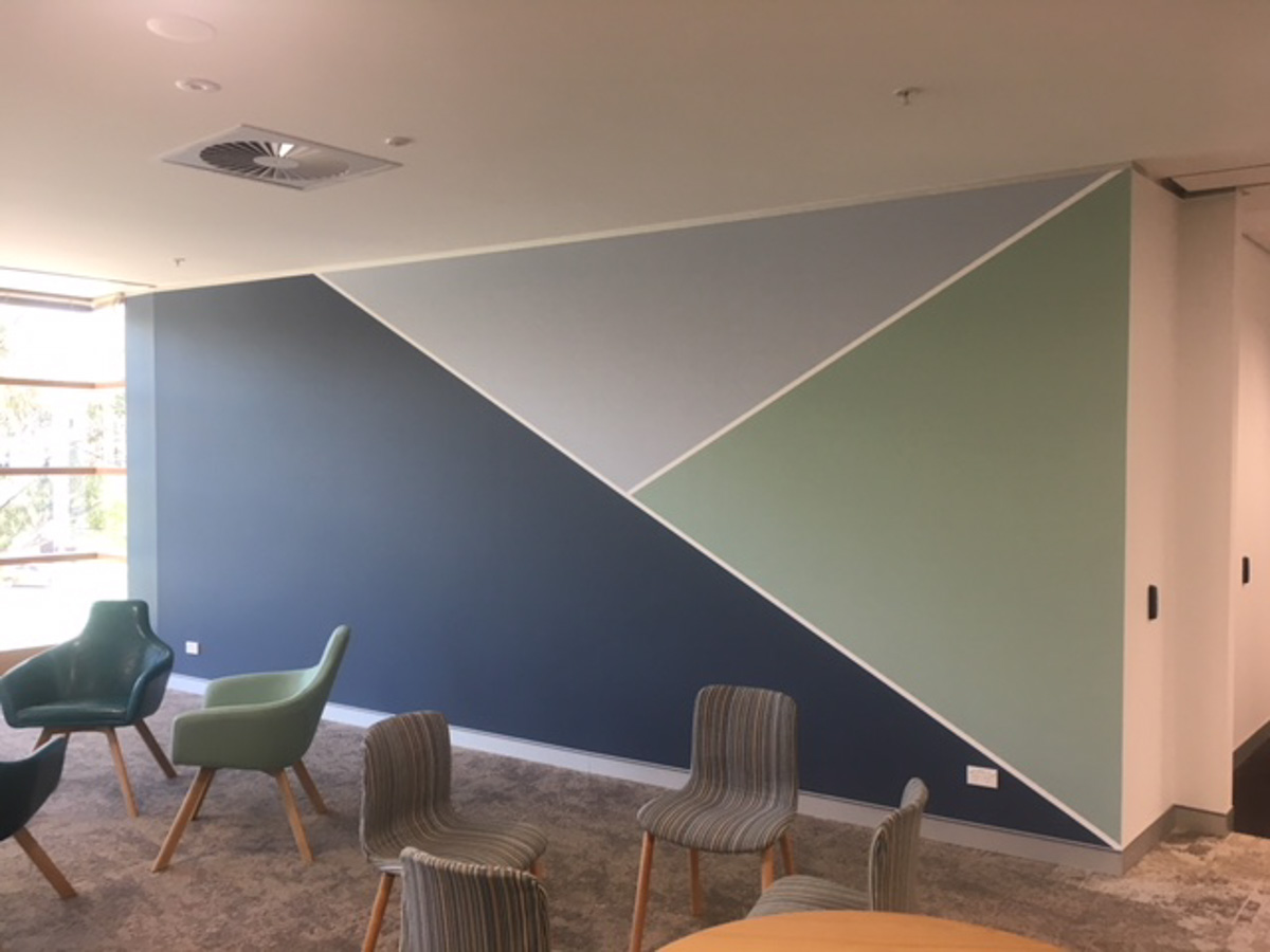 Custom wall warp design Canberra