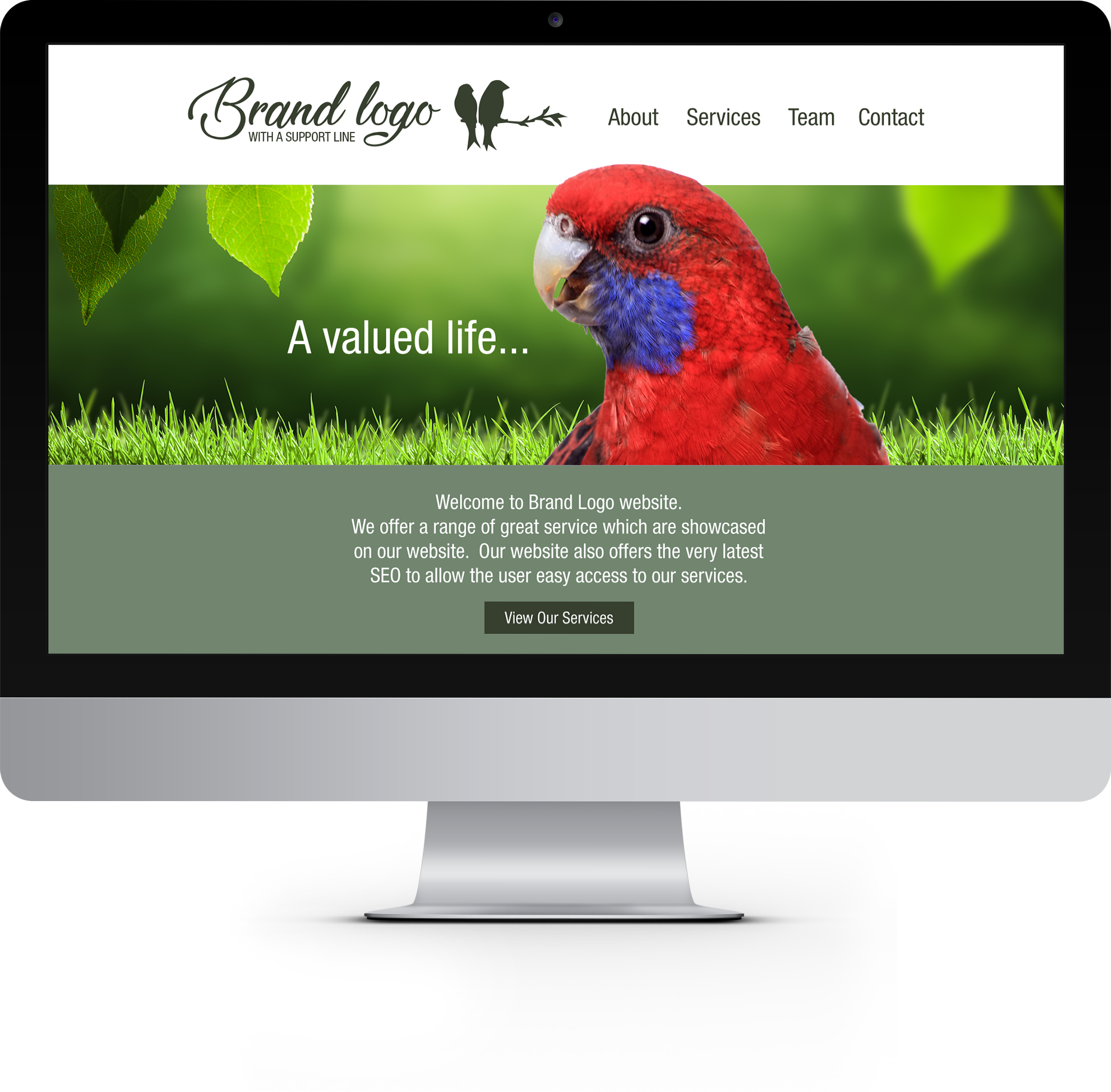 Website design service Canberra