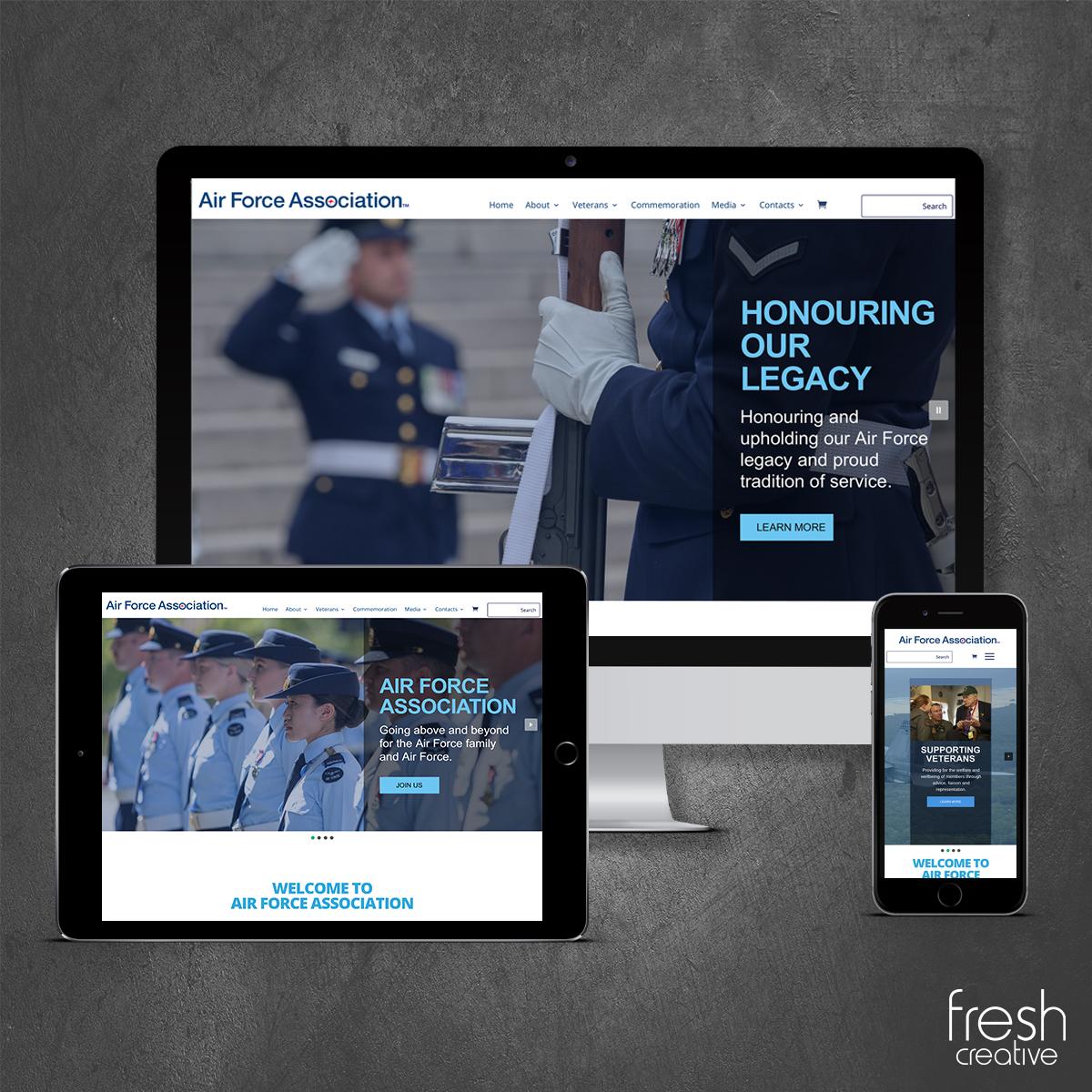 AFA Website