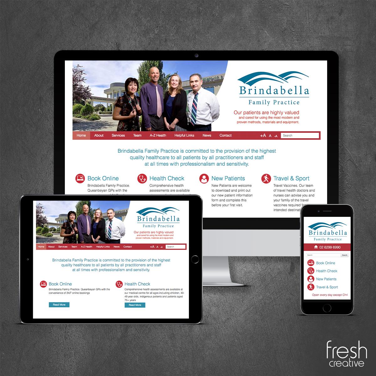 Brindabella Website
