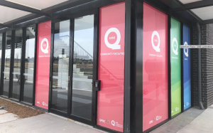 Canberra signage maker specialises in one way vision film