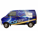 CQ electrical group vehicle design