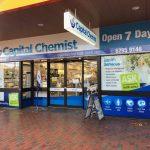 Capital Chemist Kingston - Canberra Shopfront Design & Install by Fresh Creative design agency