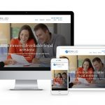 Bevan & Co Canberra lawyers website design
