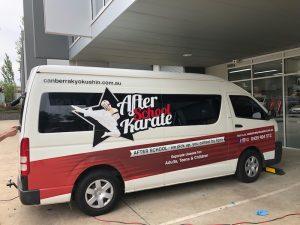 Canberra-van-signage-canberra-kyokushin-karate-6