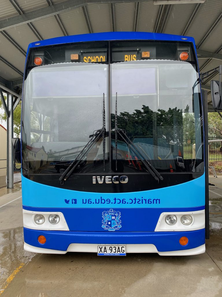vehicle wrap, Canberra bus wrap