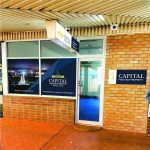 Capital Prestige Property Office Signage 2020