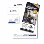 Herring and Associates Lawyers stationery